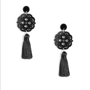 🖤 Zenzii pendant tassel Earrings 🖤